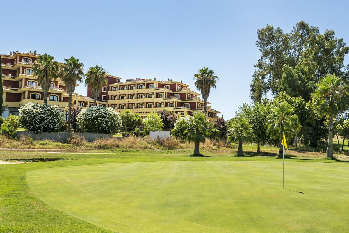GOLF ILUNION GOLF BADAJOZ