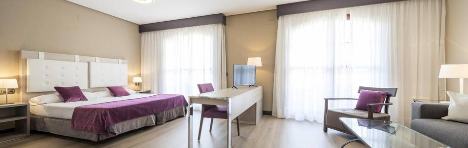 Suite ilunion golf badajoz hotel ilunion golf badajoz